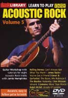 Learn To Play Easy Acoustic Rock: Volume 5