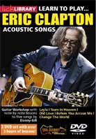 Learn to Play Eric Clapton Acoustic Songs