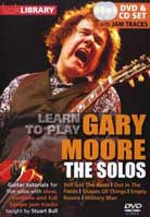 Learn To Play Gary Moore: The Solos