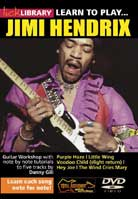 Learn To Play Jimi Hendrix