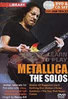 Learn To Play Metallica The Solos