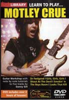 Learn To Play Motley Crue