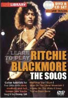 Learn to play Ritchie Blackmore: The Solos