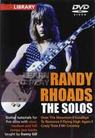 Learn to play Randy Rhoads: The Solos
