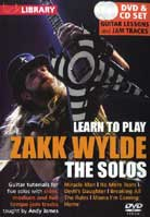 Learn to play Zakk Wylde: The Solos