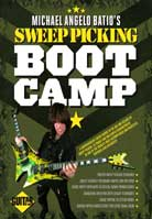 Michael Angelo Batio – Sweep Picking Boot Camp