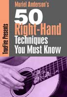Muriel Anderson – 50 Right Hand Techniques You Must Know