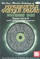 Master Anthology of Fingerstyle Guitar Solos Volume 1