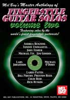 Master Anthology of Fingerstyle Guitar Solos Volume 2