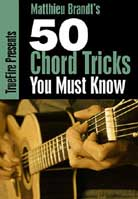 Matthieu Brandt – 50 Chord Tricks You Must Know