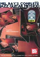 Mike Christiansen – Complete Jazz Guitar Method