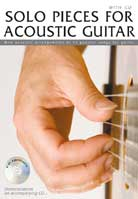 Mark Currey – Solo Pieces For Acoustic Guitar