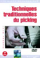 Marcel Dadi – Techniques Traditionnelles Du Picking