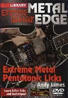 Metal Edge – Extreme Metal Pentatonic Licks