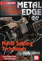 Metal Edge: Metal Soloing Techniques Volume 1