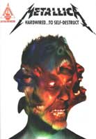 Metallica – Hardwired To Self-Destruct (Tab Book)