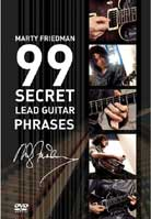 Marty Friedman – 99 Secret Lead Guitar Phrases