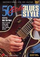 Mat Gurman – 50 licks Blues Style