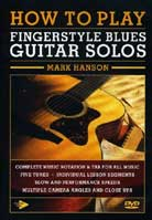 Mark Hanson – How To Play Fingerstyle Blues Guitar Solos