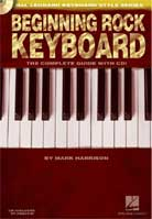 Mark Harrison – Beginning Rock Keyboard