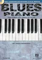 Mark Harrison – Blues Piano
