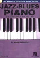 Mark Harrison – Jazz-Blues Piano
