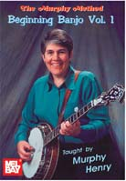 Murphy Henry – The Murphy Method: Beginning Banjo Volume 1