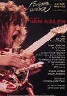 Mark John Sternal – Phrase By Phrase Guitar Method: Classic Van Halen
