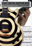 Mark John Sternal – Easy Metal Guitar