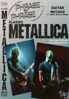 Mark John Sternal – Phrase By Phrase Guitar Method: Classic Metallica