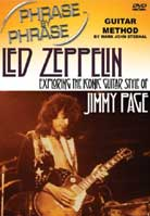 Mark John Sternal – Phrase By Phrase Guitar Method: Led Zeppelin