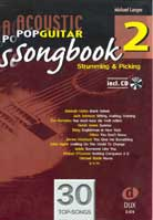 Michael Langer – Acoustic Pop Guitar Songbook 2