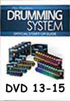 Mike Michalkow – Drumming System 2.0, DVD 13-15