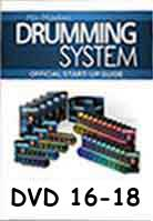 Mike Michalkow – Drumming System 2.0, DVD 16-18