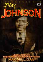 Max Milligan – Play Robert Johnson