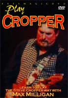 Max Milligan – Play Steve Cropper