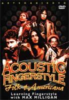 Max Milligan – Acoustic Fingerstyle: Folk & Americana