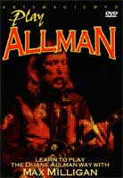 Max Milligan – Play Allman