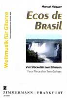 Manuel Negwer – Ecos De Brasil