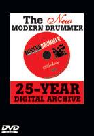 The Modern Drummer Magazine – 25-Year Digital Archive