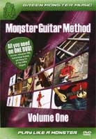 Monster Guitar Method Volume 1 – Beginner, Novice