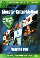 Monster Guitar Method Volume 2 – Novice