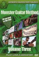 Monster Guitar Method Volume 3 – Novice, Intermediate