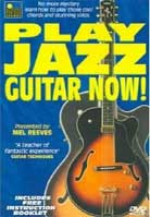 Mel Reeves – Play Jazz Guitar Now!