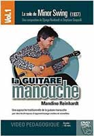 Mandino Reinhardt – Le solo de Minor Swing Volume 1