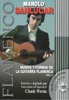 Manolo Sanlucar – Mundo y Formas de la Guitarra Flamenca Volume 2