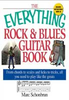 Marc Schonbrun – Everything Rock and Blues Guitar Book