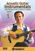 Martin Simpson – Acoustic Guitar Instrumentals DVD 1