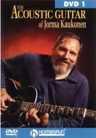 The Acoustic Guitar of Jorma Kaukonen (DVD 1)