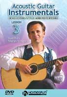 Martin Simpson – Acoustic Guitar Instrumentals DVD 3